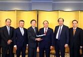 Le Vietnam tient en haute estime le rôle important des entreprises japonaises