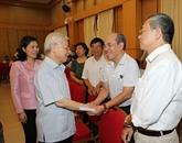 La lutte anti-corruption est importante, selon le chef du PCV