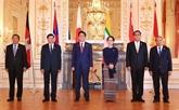 Le Premier ministre participe au Xe Sommet Mékong - Japon