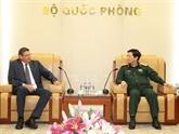 Premier dialogue sur la politique de défense Vietnam - Israël