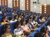 Étudiants vietnamiens en séminaire pour linnovation sociale