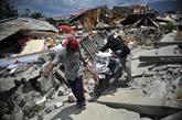 Le chef de l'ONU en Indonésie après les séismes et le tsunami meurtriers