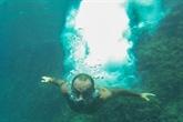 Le plongeur des calanques Lionel Franc bat son record du monde: 36 m