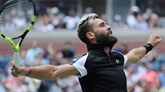 Tennis: Benoît Paire solide à Shanghai contre Carreno Busta
