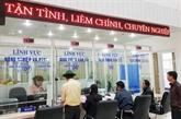 Lâm Dông met en service son Centre d'administration publique