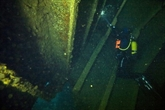Quarante ans après, l'Amoco Cadiz est devenu un lieu de plongée
