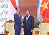Les relations Vietnam - Indonésie de plus en plus profondes