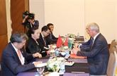 Le Vietnam et la Biélorussie renforcent leur coopération multiforme