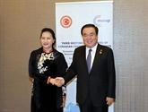 Le Vietnam et la République de Corée intensifient la coopération parlementaire