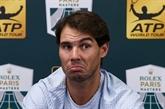 Masters 1000 Paris: Nadal capitule et laisse le trône à Djokovic