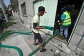 Des millions d'habitants de Mexico privés d'eau