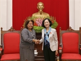 Vietnam - Cuba: pour promouvoir la coopération dans le travail des femmes