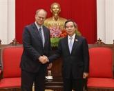 Le Vietnam promeut ses relations traditionnelles avec l'Allemagne