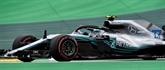 F1 Brésil: Mercedes et Bottas en pointe