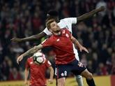Ligue 1: le Losc freiné par Strasbourg à domicile