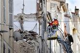 Effondrements à Marseille: un 8e corps retrouvé, des experts dépêchés de Paris