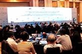 Clôture de la 10e conférence internationale sur la Mer Orientale 2018 à Dà Nang