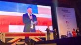 Inspire Me 2018, festival en l'honneur des relationsVietnam - Royaume-Uni