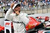 GP du Brésil: Hamilton offre une 100e pole à Mercedes, Vettel reçoit une grosse amende