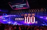 Jour des célibataires en Chine: Tmall rapporte 1,4 milliard de dollars de ventes en deux minutes