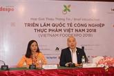 Quelque 450 entreprises participeront à la Vietnam Foodexpo 2018