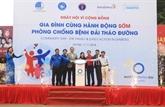 Le Vietnam lance un appel de sensibilisation au dépistage du diabète