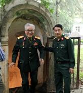 Deux abris anti-bombes Hanoï à restaurer