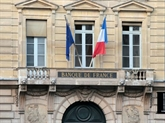 La croissance s'élèverait à 0,4% au 4e trimestre, selon la Banque de France