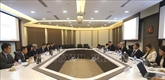 Le 9e Dialogue des politiques de défense au niveau vice-ministériel Vietnam - Singapour