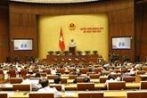 6e session de l'Assemblée nationale: Discussion sur le travail judiciaire
