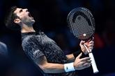Tennis: Djokovic expéditif face à Isner au Masters de Londres
