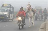 Pékin émet une alerte jaune au smog