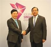 Le Cambodge s'engage à soutenir la vie des Cambodgiens d'origine vietnamienne