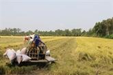L'agriculture vise une croissance annuelle de 3% d'ici 2020