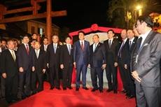 Espace culturel Vietnam - Japon: une belle preuve damitié