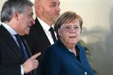 Après Macron, Merkel prône à son tour la création d'une armée européenne