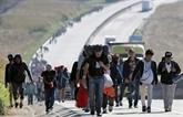 La caravane de migrants progresse dans l'Ouest du Mexique