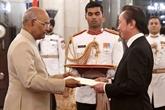 Le Vietnam est prêt à accueillir le président indien