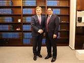 Le Vietnam et la Finlande renforcent leur coopération