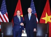 Le Vietnam veut élever son partenariat intégral avec les États-Unis