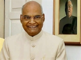 Le président indien Ram Nath Kovind effectuera une visite d'État au Vietnam