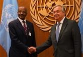 L'ONU lève les sanctions contre l'Érythrée