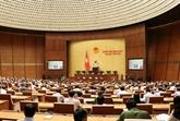 L'AN adopte la répartition du budget de l'État en 2019