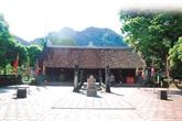 Le temple du roi Lê Dai Hành à Ninh Binh