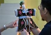 Marionnettes: À Taïwan (Chine), un maître se bat pour pérenniser son art séculaire