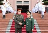 Le ministre biélorusse de la Défense en visite officielle au Vietnam