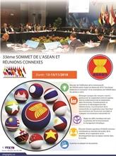 Le 33e Sommet de l'ASEAN et ses réunions connexes à Singapour