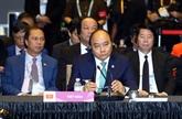 Le Premier ministre vietnamien participe au 21e Sommet de l'ASEAN+3