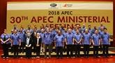 APEC: le vice-PM Pham Binh Minh présent à une conférence interministérielle