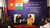 Une conférence de presse sur la prochaine visite du président indien au Vietnam